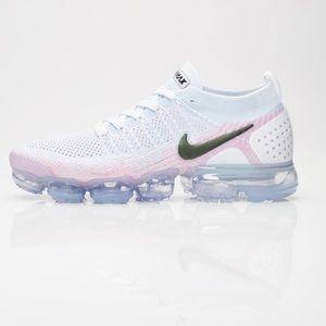 Nike Running Air Vapormax Flyknit 2 Pink Beam W6